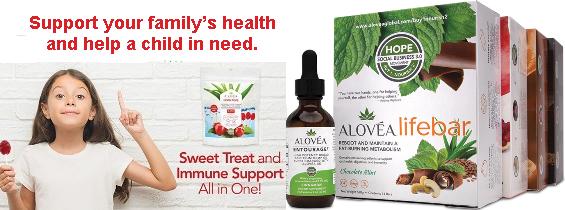 alovea health products